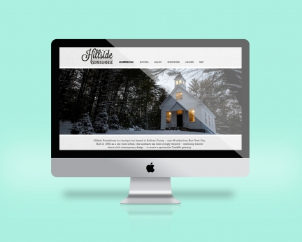 Hillside Schoolhouse Website