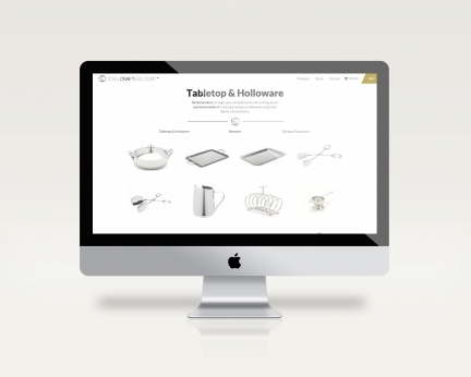 SteelCrafters Corp. Website