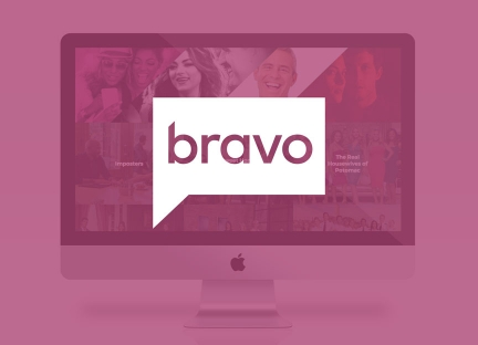 Bravo / Oxygen Screening Room Website