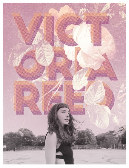 Victoria Reed Tour Poster