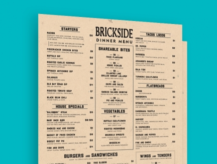 Brickside Bar & Grill
